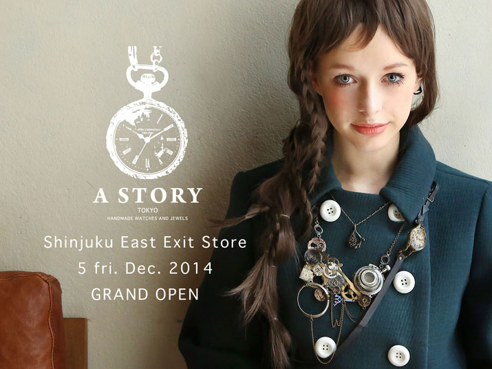 A STORY TOKYO 新宿東口店